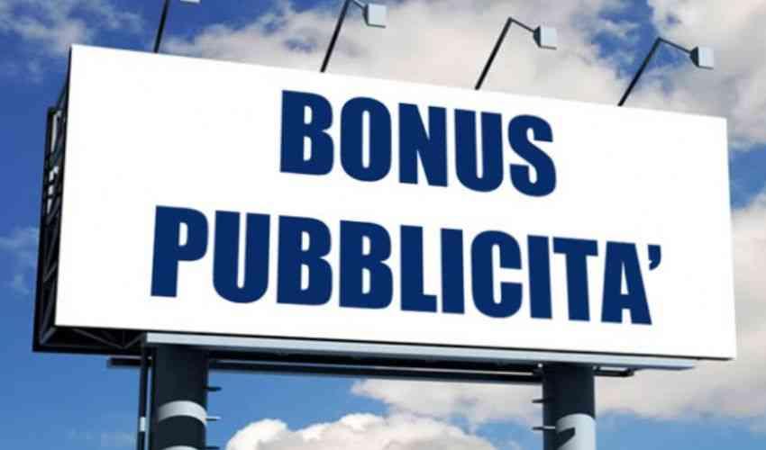 Bonus Pubblicità 2019: cosa c'è da sapere e come usufruirne!